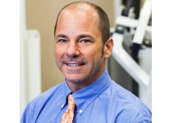 Norfolk physical therapist Pete Elser, PT, MSPT, OCS, CMTPT