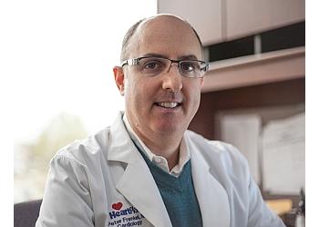 Garland cardiologist Peter A. Frenkel, MD