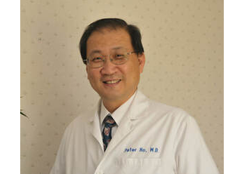 Lubbock eye doctor Peter Ho, MD