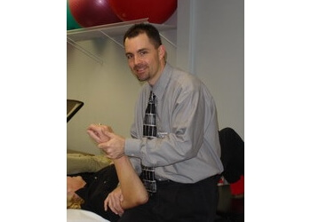 Stockton physical therapist PETER HOHENTHANER, DPT