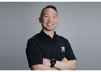 San Bernardino physical therapist Peter Lingas, PT, DPT, OCS, SCS