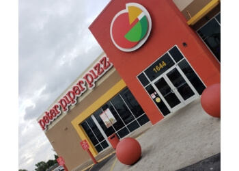 Brownsville pizza place Peter Piper Pizza