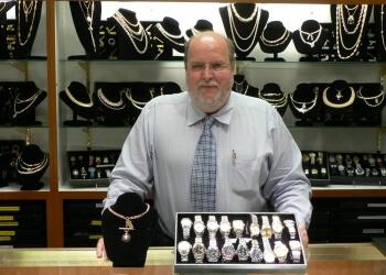 Stamford jewelry Peter Suchy Jewelers