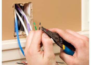 Orange electrician Peterkin Electric