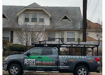 Newark roofing contractor Peter's General Construction, LLC
