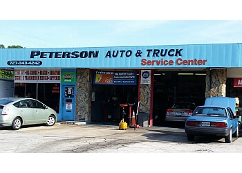 St Petersburg car repair shop Peterson Auto & Truck