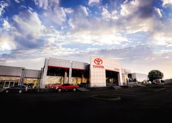 Boise City car dealership Peterson Toyota