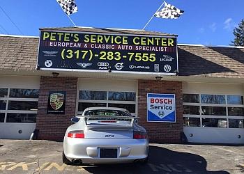 Indianapolis car repair shop Pete's Service Center