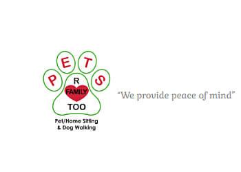 Henderson dog walker Pets R Family Too