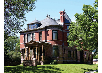 Sioux Falls landmark Pettigrew Home & Museum