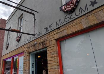 Augusta places to see Pexcho's American Dime Museum