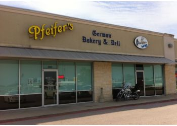 Killeen bakery Pfeifer's German Bakery & Deli