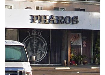 Santa Ana tattoo shop Pharos Ink