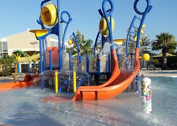 Brownsville amusement park Pharr Aquatic Center