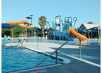 Brownsville amusement park Pharr Aquatic Center