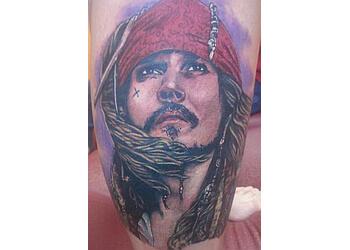 Corpus Christi tattoo shop Phat Tats Tattoo & Body Piercing Studio