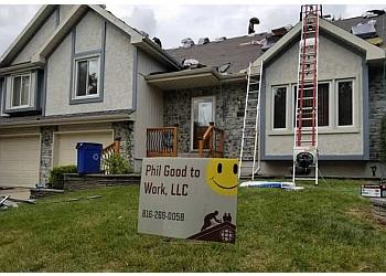 Kansas City handyman Phil Good to Work, LLC