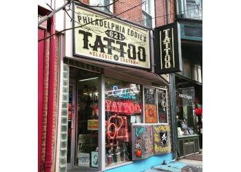 Philadelphia tattoo shop Philadelphia Eddie's Tattoo