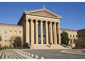 Philadelphia places to see Philadelphia Museum of Art