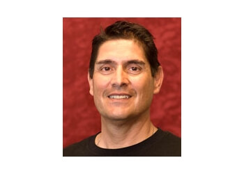 Albuquerque physical therapist Philip M. Baca, PT
