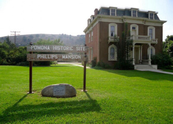 Pomona landmark Phillips Mansion