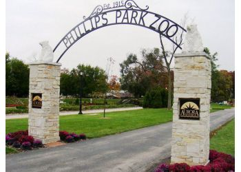 Aurora places to see  Phillips Park Zoo