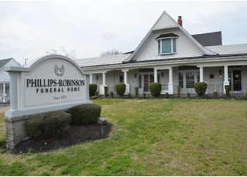 Nashville funeral home Phillips-Robinson Funeral Home