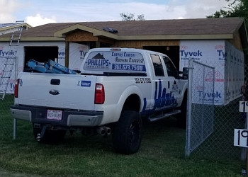 Corpus Christi roofing contractor Phillips Roofing & Restoration
