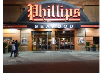 Baltimore seafood restaurant Phillips Seafood