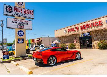 Killeen car repair shop Phil's Service