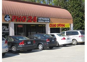 Atlanta vietnamese restaurant Pho 24 vietnamese noodle house