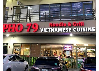 Miami vietnamese restaurant Pho 79