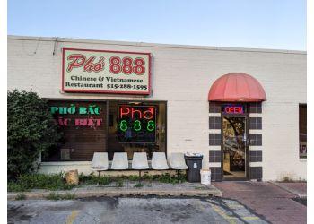 Des Moines vietnamese restaurant Pho 888