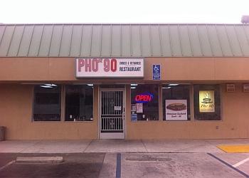 Fresno vietnamese restaurant Pho 90