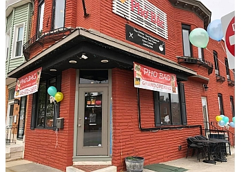 Baltimore vietnamese restaurant Pho Bac