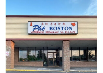 Hartford vietnamese restaurant Pho Boston