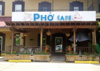 Baton Rouge vietnamese restaurant Pho Cafe
