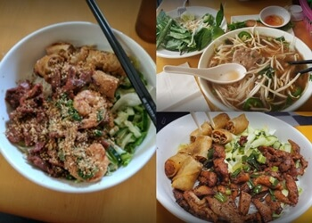 Bridgeport vietnamese restaurant Pho Hong Thom