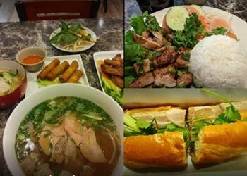 Vancouver vietnamese restaurant Pho House Cafe & Deli