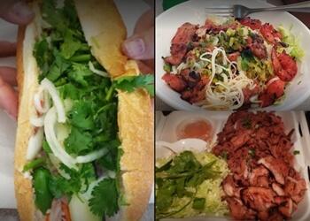 Visalia vietnamese restaurant Pho KC Noodle & Rice
