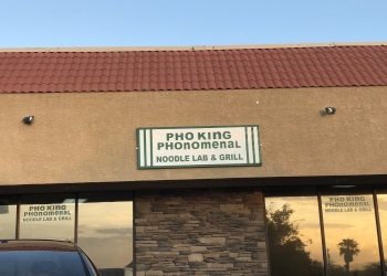 Henderson vietnamese restaurant Pho King Phonomenal Noodle Lab & Grill