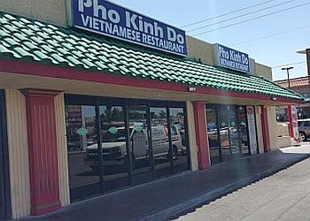 Las Vegas vietnamese restaurant Pho Kinh Do