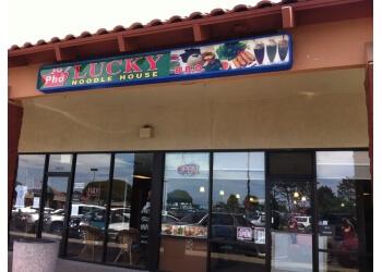 Salinas vietnamese restaurant Pho Lucky Noodle House