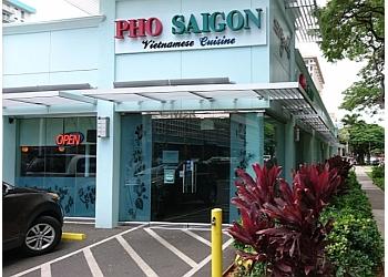 Honolulu vietnamese restaurant Pho Saigon