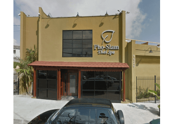 Los Angeles massage therapy Pho-Siam Thai Spa