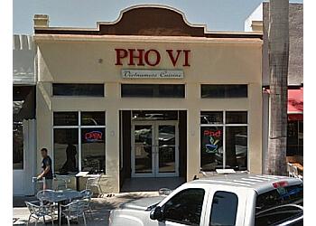 Hollywood vietnamese restaurant Pho Vi Vietnamese cuisine