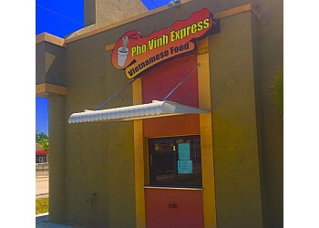 Cape Coral vietnamese restaurant Pho Vinh Express