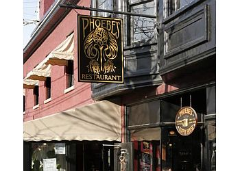 Syracuse american cuisine Phoebe's Restaurant & Coffee Lounge