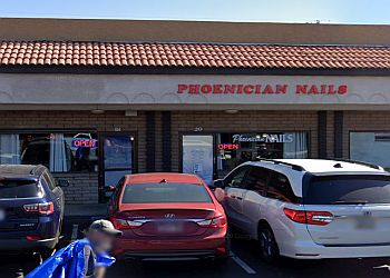 Phoenix nail salon Phoenician Nails