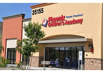 Peoria preschool Phoenix Children's Academy Private Preschool